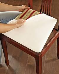 elastic kitchen chair covers four pack