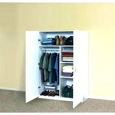 portable wardrobe closet home depot small clothes drying rack organizer de