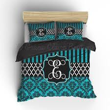 11 best personalized bedding sets images on comforter within monogram set design 17