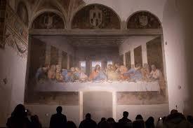 leonardo da vinci s the last supper in milan
