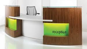 Modern Reception Desks 94 Best Images On Pinterest Office Pertaining To  Contemporary Desk Idea 12