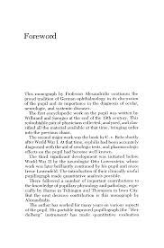 Amaurotic Light Reflex The Pupil Pdf Document