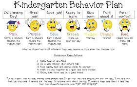 Half Day In Pre K Owl Behavior Plan Classroom Behavior