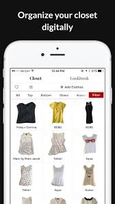 glamoutfit closet organizer outfit planner