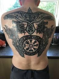 пин от пользователя Best Tattoos на доске Viking Tattoos