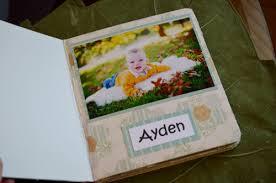 Baby Photo Album Books