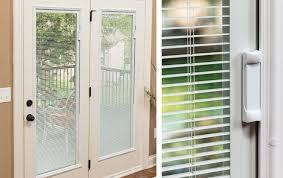 raise lower internal blinds decorative door glass