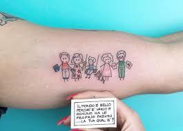 Family Tattoo La Nuova Ossessione Delle Star