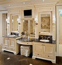 custom bathroom vanities ideas. Master Bathroom Vanity Ideas With Makeup Area Custom Vanities
