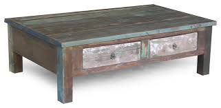 rustic furniture coffee table. rustic coffee tables reclaimed wood coffee table with double drawers furniture table f