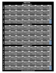 p90x workout schedule health and fitness