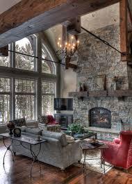 Rustic Living Room Ideas Custom Decorating