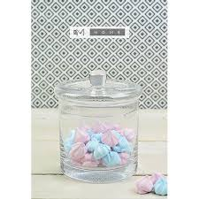 Decorative Glass Jars With Lids Decorative Handmade Glass Jar Cookie Sweet Bonbon Storage Jar With 41