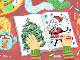 Open any of the printable files above by clicking the image or the link below the image. Top 28 Places To Print Free Christmas Coloring Pages