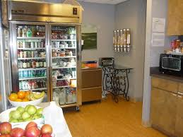 Small Picture My World The Micro Kitchens Google