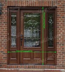 French Door Opening French Door Sizes Rough Opening Dors And Windows Decoration