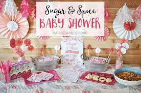Shop Sugar And Spice And Everything Nice On WaneloSugar And Spice Baby Shower Favors