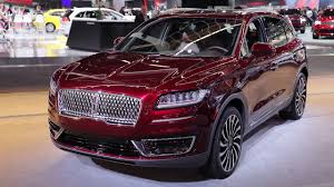 2019 Lincoln Nautilus Color Chart 2019 Lincoln Nautilus Review Ratings Specs Prices And