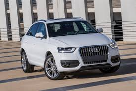 Audi Compact Suv Youtube