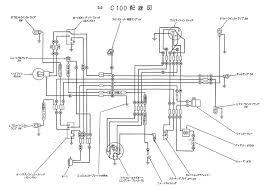 wiring diagram ページ 2 super cub com posted by スギヤマ ゠ツヒサ at 19 16 tagged c100 wiring diagram 配線図