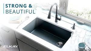 quartz sink reviews. Plain Sink Strong And Beautiful Elkay Quartz Sink Reviews Composite On Quartz Sink Reviews L