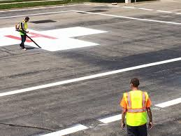 we are line striping professionals