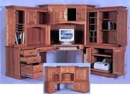 corner home office desks. Corner Computer Desks For Home Office Desk With Hutch Solid Wood Small