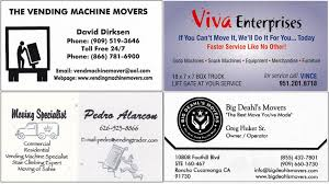 Vending Machine Moving Company Delectable Local Movers Vending World