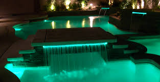 swimming pool lighting options. Various Light Settings And Options, Including Wide Or Pencil Beam Lighting Under The Water, Discreet In Pool Walls, Lit Racing Lanes On Swimming Options