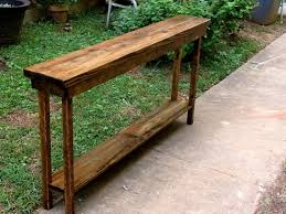 long skinny console table er than