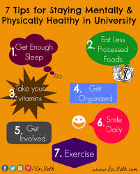 before you go to the ubc hospital this what would an  stay healthy