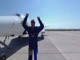Virgin Galactic space flight live ...