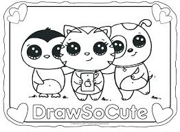Draw So Cute Coloring Pages Fresh Cute Kitten Coloring Pages Cute
