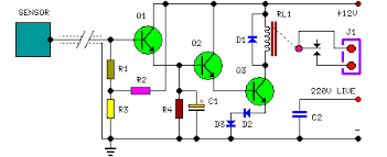 how to build capacitive sensor circuit diagram circuit diagram capacitive sensor circuit diagram circuit diagram