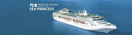 princess cruises sea princess cruise ship