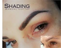 those with alopecia are grateful for this face defining procedure this technique gives you the powder brows and can be done alone or with microblading
