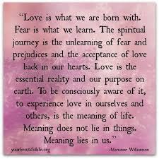 Marianne Williamson Quotes Fascinating Marianne Williamson Quote LOVE Pinterest Marianne Williamson