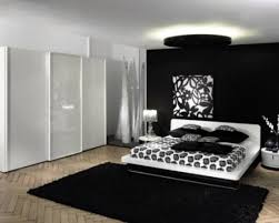 Silver And Black Bedroom Cheap Large Black Bedroom Design In Minimalist Decor Bedroom