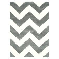 black and white chevron rug black white chevron woven area rug project 62tm