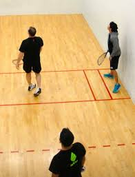 racquetball wallyball courts