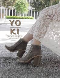 Yoki Size Chart Yoki Fall Winter 2018 By Yoki Group Issuu