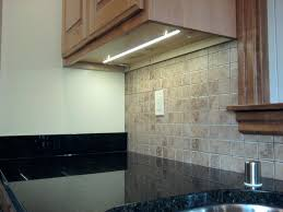 plug in cabinet lighting. Plug In How To Install Under Cabinet Lighting Above New Construction A