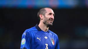Chiellini: 'England's bench could have ...