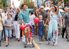 justin trudeau s essay on raising his kids to be feminists  share this link