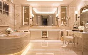 Incredible Hotel Bathrooms Luxury