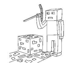 Minecraft 70 Video Games Printable Coloring Pages