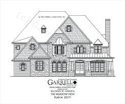 house plans with a view of the water meadow view house plan house plans with rear