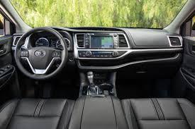 2018 Toyota Highlander Interior - AutosDuty