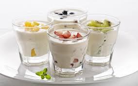 Resultado de imagen de yogurt