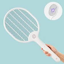 <b>Jordan&judy</b> 3000V Electric Mosquito Swatter <b>Portable</b> Camping ...